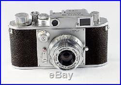 Vintage Minolta F 35mm Rangefinder Camera, #24408, Super Rokkor 2.8/45 mm