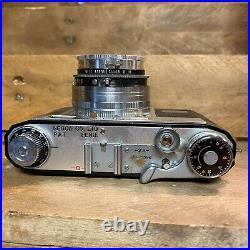 Vintage Neoca 2S 35mm Rangefinder Film camera Working Order Double Stroke Action