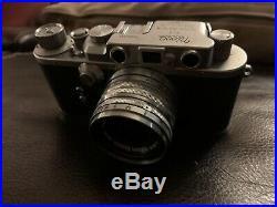 Vintage Nicca 3-s Range Finder Camera 69031