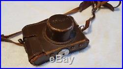 Vintage Nikon Nippon Kogaku S Rangefinder 35mm Camera HC 12 5cm lens Estate