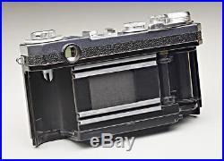 Vintage Nikon S2 Model Rangefinder Camera with 50mm f1.4 lens
