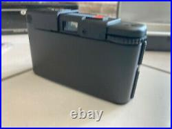 Vintage Olympus XA 35mm Film Instant Camera & NEW A11 Electronic Flash XLNT
