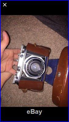 Vintage Voigtlander Prominent Camera