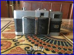 Vintage Voigtlander Vitessa 35mm Camera ULTRON Made In Germany