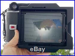 Vintage William Littman Single 4x5 camera parallax corrected rangefinder