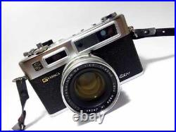 Vintage Yashica Electro 35 GSN Rangefinder Camera, 45 mm F/1.7 Lens, NEAR MINT