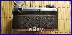 Vintage Zeiss Ikon Contax IIa 35mm Rangefinder Sonnar 50mm f/1.5 Lens