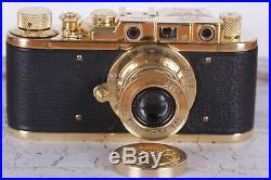 Vintage camera Leica Berlin Olympiad 1936 Leitz Elmar lens f = 5, 13.5