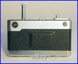 Vitessa T 35mm rangefinder, Skopar 50mm, Skoparet 35, 135 Super-Dynarex, extras
