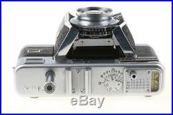 Vitessa mit Ultron 50mm f/2 SNr 1551418