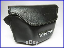 Vivitar 35ES 40mm f1.7 Rangefinder Street (Konica C35 FD/S3) 35mm Vintage Camera