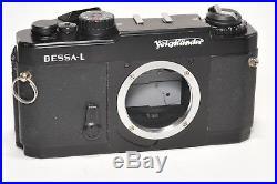 Voigtlander BESSA L camera body