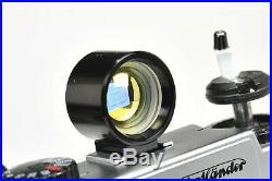 Voigtlander BESSA L camera body Leica LTM mount with Helios viewfinder