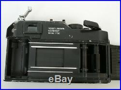 Voigtländer BESSA-R Bessa R M39 Sucher Kamera gebraucht used funktionsf working