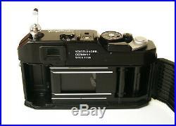 Voigtländer BESSA R Rangefinder (Body) Cosina (1/2000) m39 LTM mount (#001220)