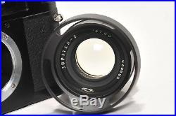 Voigtlander BESSA R camera, Leica LTM mount, with lens Jupiter 8 50mm f2