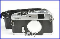 Voigtlander BESSA R camera body, LTM Leica mount, rangefinder camera