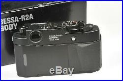 Voigtlander BESSA R2A camera body, M Leica mount, rangefinder camera, boxed