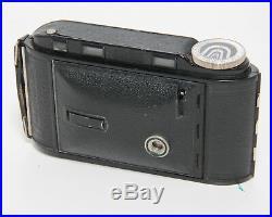 Voigtländer Bessa 6x9 Klappkamera Camera Helomar 10,5cm 13.5 incl Tache Bag #24