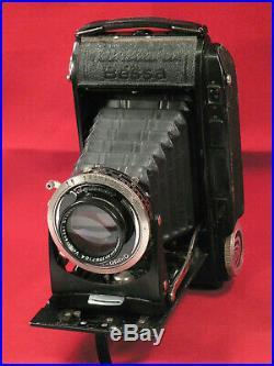 Voigtländer Bessa 6x9 mit Entfernungsmesser, Helomar 3,5/10,5 cm