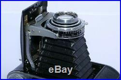 Voigtlander Bessa II 6x9cm rangefinder. Color-Skopar 105mm f3.5 lens. 120 film
