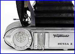 Voigtlander Bessa II With Apo Lanthar 10,5cm