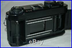 Voigtlander Bessa L Japanese Rangefinder Camera. Serviced. No. 00008224. UK Sale