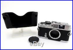 Voigtländer Bessa R Body Viewfinder camera 00101253 Leica M39 mount jy008