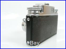 Voigtländer PROMINENT II mit NOKTON 1,5/50 50mm 11,5
