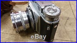 Voigtlander Prominent Camera Nokton 50mm f/1.5 with case