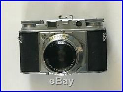Voigtlander Prominent Camera, Skopar Lens