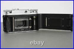 Voigtlander Prominent camera with Color-Skopar 3.5/50 lens