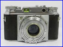 Voigtländer Prominent mit Skopar 3,5/35mm Sucherkamera // von Händler