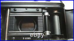 Voigtlander Prominent with35mm 3.5 Skoparon