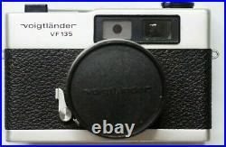 Voigtlander VF 135 Rangefinder Color-Skoparex F/2.3 40mm + orig. Leather case