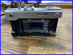 Voigtlander Vitessa 35mm Rangefinder Camera Ultron 12/50 Lense With Original Case
