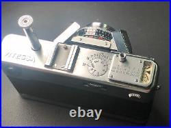 Voigtlander Vitessa 35mm Rangefinder Camera with Ultron f2 50mm Lens