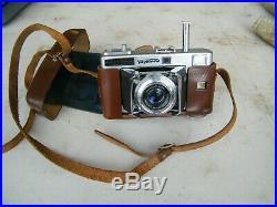 Voigtlander Vitessa L 35mm Film Rangefinder Focus Camera