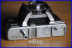 Voigtländer Vitessa Rangefinder camera Ultron 2,0/50mm