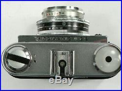 Voigtländer Vitomatic II CS mit Color-Skopar 2,8/50 mm top sehr selten/rare
