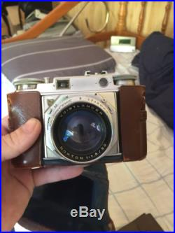 Voigtlander early prominent full package