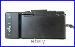 Vtg OLYMPUS XA Rangefinder Camera withA11 Flash, Box, Manuals NEW LIGHT SEALS