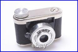 Walter Kunik Petie 14x14mm Subminiature Camera