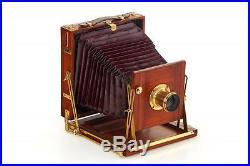Wooden 5x7 Field Camera // 27669,17