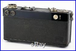 ZEISS IKON AG DRESDEN Meßsucherkamera CONTAX I 1934 mit ZEISS TESSAR 2.8 f=5cm