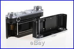 ZEISS IKON CONTAX II mit Sonnar 5cm f/2,0 T SNr J74509