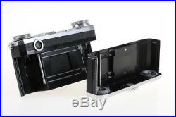 ZEISS IKON CONTAX II mit Tessar 5cm f/3,5 SNr K59201