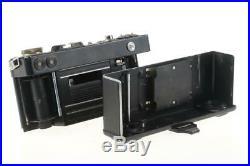 ZEISS IKON Contax I mit Sonnar 5cm f/1,5 SNr X31260