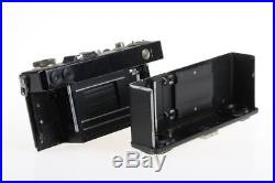 ZEISS IKON Contax I mit Sonnar 5cm f/2,0 SNr X61621