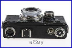 ZEISS IKON Contax I mit Tessar 5cm f/3,5 T SNr Z46917